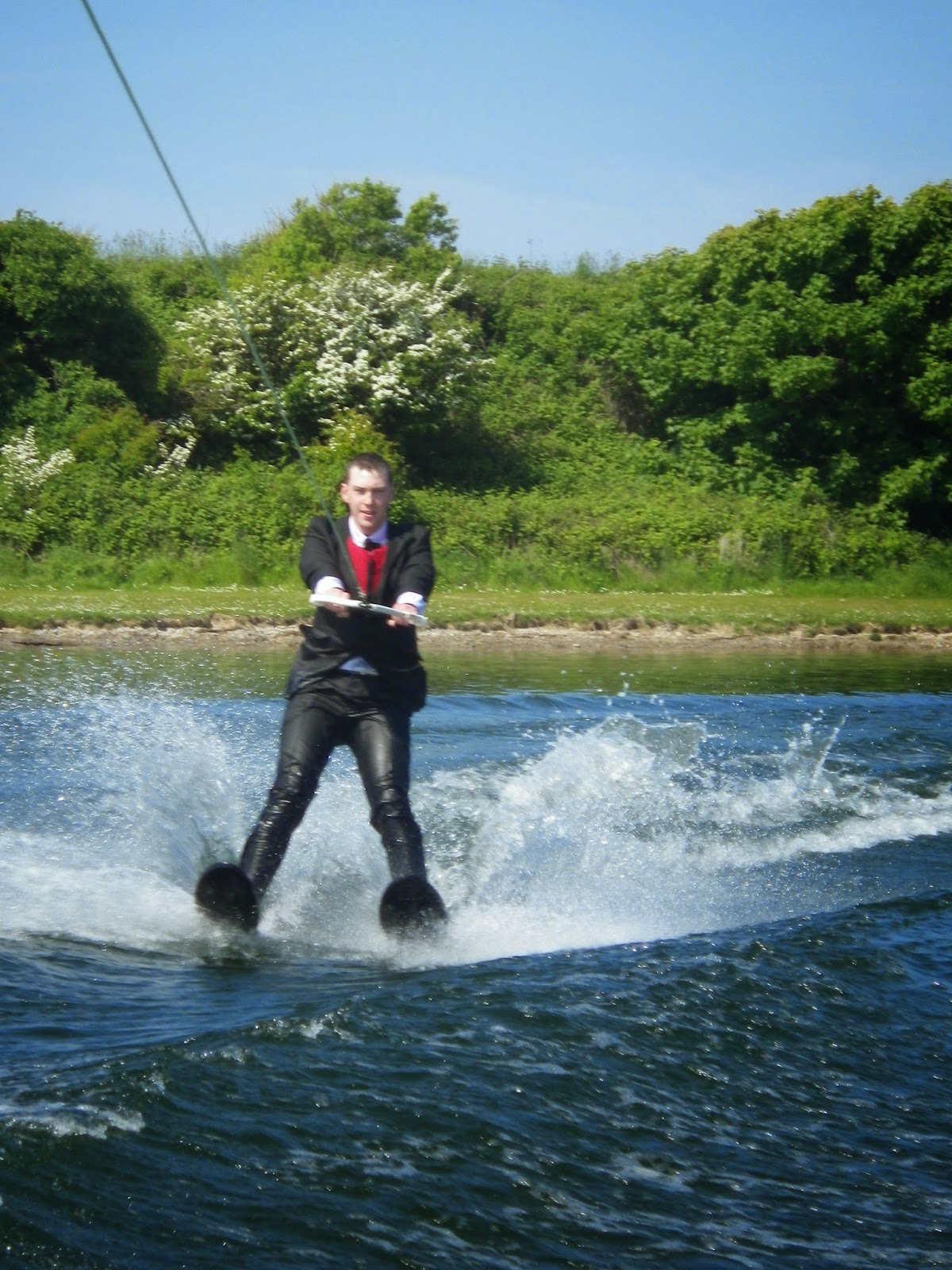 Stag Adventure activity in the Lake District