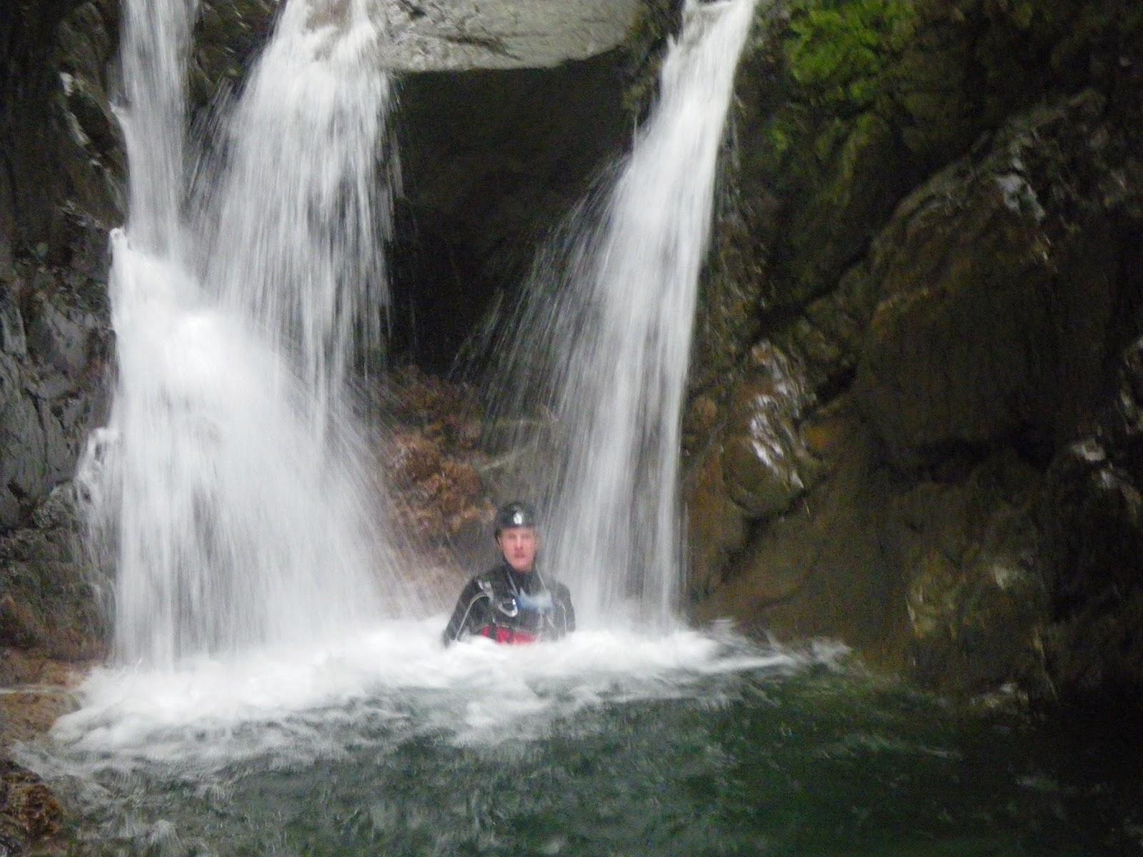 Lake District Gorge Walking